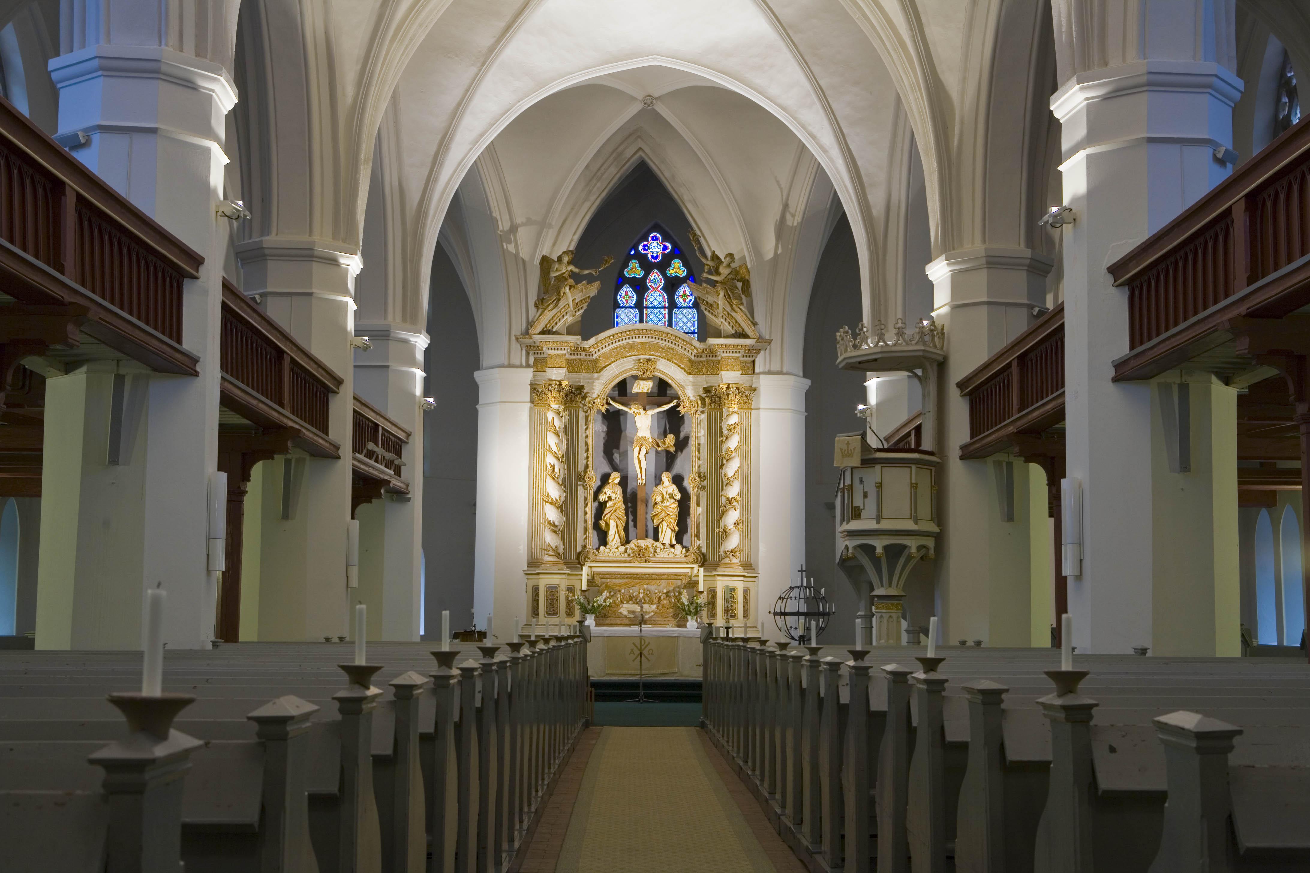St Jacobi Kirche